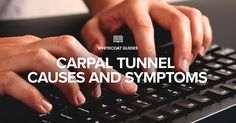 Carpal Tunnel Causes and Symptoms Carpal tunnel refers to the space between the carpal bones of the wrist and the connective tissue over the tendons. Carpal tunnel syndrome is a condition caused by compression of the median nerve as it travels through the wrist at the carpal tunnel.