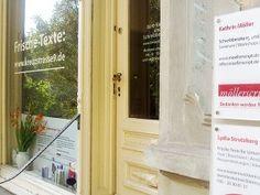 Büro für Text und Schreibberatung - Kreuzstrasse 9 - Berlin