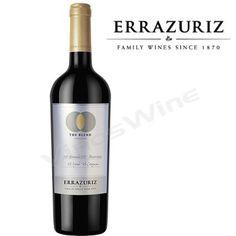 Errazuriz The Red Blend 2013 Fresco, Red Blend Wine, Chilean Wine, Alcohol, Bottle, Drinks, Liquor Bottles, Liqueurs, Red Wines