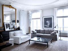 Monday Mood: A Parisian Apartment — BADLANDS