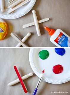 Airplane Birthday Party Craft Party activities Aeroplanes and