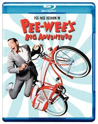 Pee-Wee's Big Adventure (Blu-ray Disc, All Region) Pee-Wee Herman Pee Wee Herman, Kid Movies, Funny Movies, Movies To Watch, Movie Tv, Funniest Movies, Childhood Movies, Movies Free, Netflix Movies