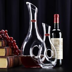 Afbeelding van http://g02.a.alicdn.com/kf/HTB1Pe.YJXXXXXbnXXXXq6xXFXXXE/-font-b-Crystal-b-font-Wine-font-b-Decanter-b-font-Snail-Design-Style-font.jpg.