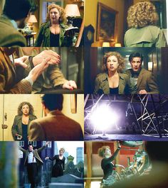 {River and the doctor}