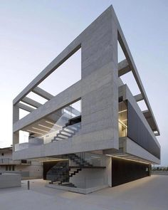 NL-NF Villa by Architrend Architects (2014).  Ragusa #Italy  Moreno Maggi via@designzone_ . . . #architecture #design #building #buildingdesign #italy #ragusa #europe #photography #instadesign #instagood #instaarchitecture #modern #moderndesign