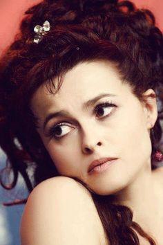 Helena Bonham Carter, my inspiration/role model