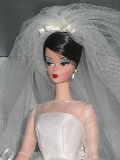 """Maria Therese™ 'Silkstone' Barbie® ~ Designer: Robert Best ~ Ages: Adults 
