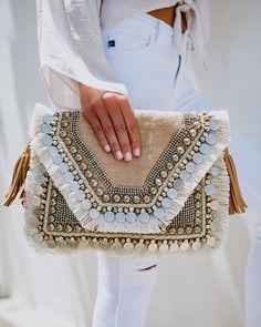 Summer colorful girly bags – Just Trendy Girls Diy Clutch, Clutch Bag, Crossbody Bag, Tote Bag, Fashion Bags, Fashion Accessories, Steampunk Fashion, Gothic Fashion, Ethno Style