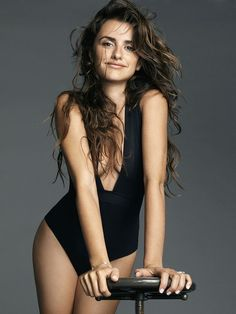 """Penelope Cruz is photographed by Nico for the November 2014 """"Sexiest Woman Alive"""" issue of Esquire magazine"""