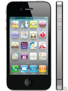 Best iPhone/iPad apps for pregnant women, babies and new moms.