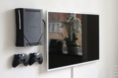 Xbox 360 wall mount – Bundle | FLOATING GRIP