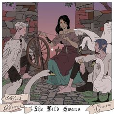 Kierarktina Fairytale artwork by Cassandra Jean