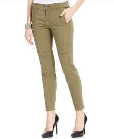 Kut from the Kloth Angelina Skinny Moto Jeans