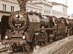Deutsche Bundesbahn Dampflok Baureihe 01