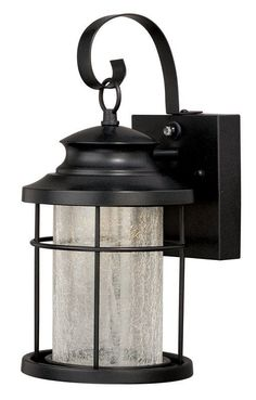 $93 Vaxcel Lighting T0162 Melbourne 1 Light Outdoor Wall Sconce with Photocell Included - 4.38 Inches Wide at LightingDirect.com.