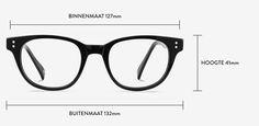 Andy W.   Handgemaakte acetaat bril €25,- incl. glazen   Charlie Temple