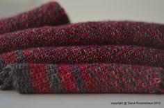 Free Pattern: Woven by Diana Rozenshteyn