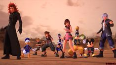 can we appreciate also Sora and Ven having the same battle stance 😂 - Mariage Sora Kingdom Hearts 3, Kingdom Hearts Funny, Kingdom Hearts Wallpaper, Disney Magic Kingdom, Picture Credit, Life Is Strange, Mickey And Friends, Rwby, Final Fantasy
