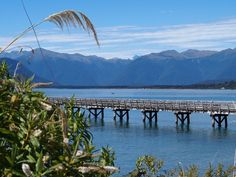 Jackson Bay, New Zealand — by Denise Dorsey. A great spot for a picnic