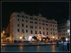 Hotel Bolivar, Plaza San Martín Lima-Perú by CHIMI FOTOS, via Flickr