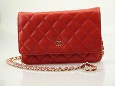 Sac à main Chanel WOC « Wallet on Chain » en occasion Prix d'occasion : 1349 € / Excellent état