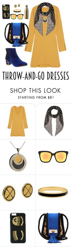 """""""Photograph Your Look To Recreate It"""" by shamrockclover ❤ liked on Polyvore featuring See by Chloé, Yves Saint Laurent, NOVICA, Chanel, Halcyon Days, Chiara Ferragni, Balmain and Avenue"""