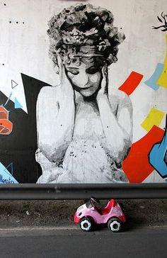 Street Art - By YZ
