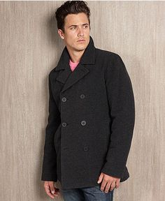 Business Casual Trench Coat Washed Cotton Turndown Collar Jacket ...