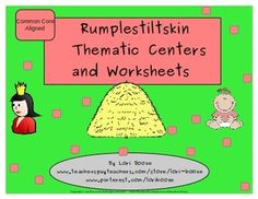 This packet contains: Reading Center, Book List, Art Center Project, Writing Center Activity, Computer Center Websites, and a Friday Activity; plus 9 fun worksheets.
