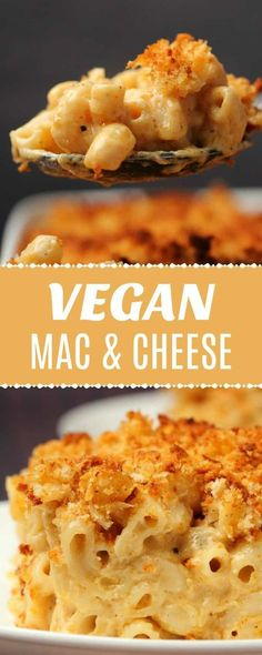The Best Vegan Mac and Cheese (Classic, Baked)
