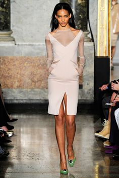 Emilio Pucci Fall 2012    Photo: Marcio Madeira/firstVIEW