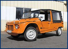 Citroen Mehari 1973 Maintenance/restoration of old/vintage vehicles: the material for new cogs/casters/gears/pads could be cast polyamide which I (Cast polyamide) can produce. My contact: tatjana.alic14@gmail.com