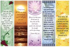 6 Best Images of Free Printable Scripture Bookmarks - Free Printable Bible Verse Bookmarks, Free Printable Bible Verse Bookmarks and Bible Verse Printable Bookmarks Free Printable Bookmarks, Bookmark Template, Free Printables, Encouraging Bible Verses, Printable Bible Verses, Bible Verses Quotes, Bible Scriptures, Bible Bookmark, Bookmark Craft