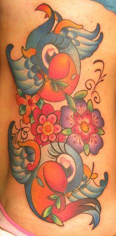 Kristel Oreto... Love her tattoo work!