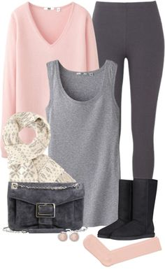 """Christmas Morning"" by chelseagirlfashion on Polyvore"