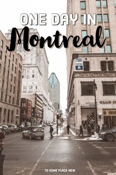 Montreal things to do in one day | Montreal travel guide and tips | Montreal summer guide | Montreal itinerary one day | Montreal Travel tips what to eat where to stay | Montreal places to visit Canada #montreal #beautifulplaces New York City Travel, New Travel, Travel Usa, Travel Tips, Budget Travel, Travel Guides, Montreal Travel, Montreal Canada, Montreal Quebec