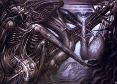 Hans Rüdi Giger: ZDF-Picture
