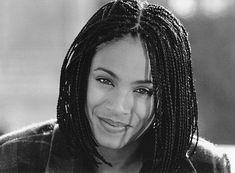 """Jada Pinkett wore box braids in the 1994 film """"Set It Off."""""""