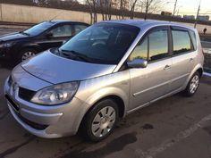 Микровэны - Минивэны - Вэны.: Продажа Renault Scenic II Рестайлинг 1.5d MT (105 ...