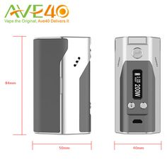 Wismec Reuleaux 200W DNA 200 TC Box Mod
