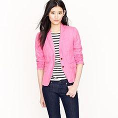 pink schoolboy blazer. Asking for this for my bday! Hopefully bev pulls through ;)