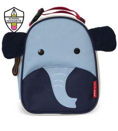 Skip-Hop Elephant Zoo Lunchie | AlexandAlexa Pin To Win #AALOVESSCHOOL