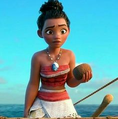 Moana Disney costume idea