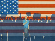 I recently swore to defend the United States against all enemies. I meant it. (Illustration: Emiliano Ponzi)