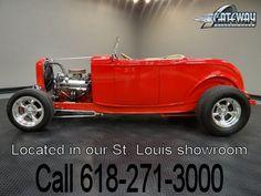 1932 Ford Roadster   - Stock #5505-STL