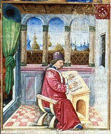 """Johannes TINCTORIS (Braine l′Alleud, c. 1435 – Nivelles, 1511) fue un compositor y teórico de la música flamenco del Renacimiento. También fue conocido como clérigo, poeta, matemático y abogado; incluso como pintor consumado. En su libro """" De invenciones et usu Musicae , Liber III, describe un conjunto instrumental similar al que aparece en la pintura de Zanobi """"Virgen con niño"""" con instrumentos ruidosos, como trombones, """"Shawms"""" o a veces bagpipes"""