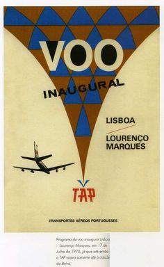 Vintage Postcards, Vintage Ads, Graphic Prints, Graphic Posters, Maputo, World, Airplanes, Nasa, Historia