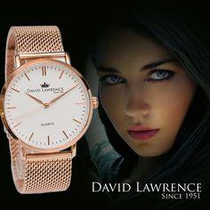 Affordable Watches, Designer Watches, Luxury Designer, Austria, Watches For Men, Quartz, David, Rose Gold, Accessories