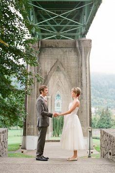 Great Photo - Portland Wedding