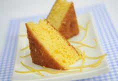 Görög citromos süti Citrus Recipes, Great Recipes, Dessert Recipes, Desserts, Cornbread, Vanilla Cake, Recipies, Muffin, Food And Drink